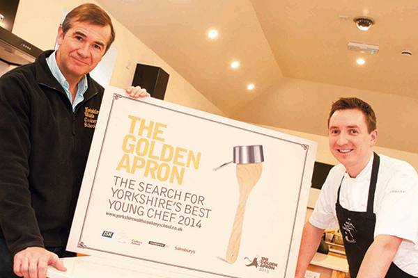 Could you win The Golden Apron?