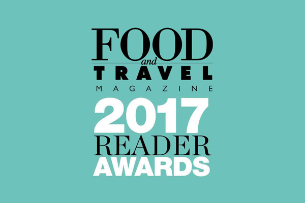 Food and Travel Magazine Reader Awards