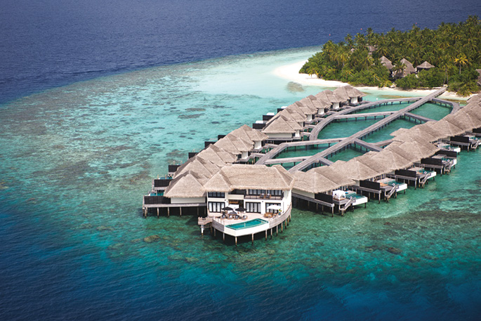 Konotta Maldives Resort