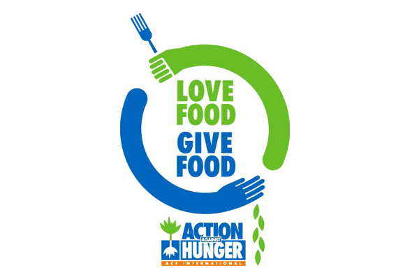 Love food? Give food!
