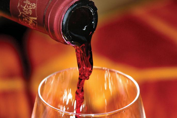Mas de Gassac Wine Estate Dinner