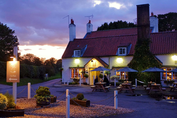 Michelin Pub of the Year 2012