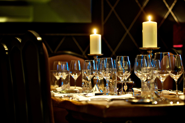 Private Dining at The Pipe and Glass Inn