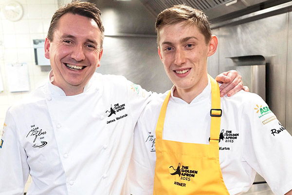 The Golden Apron competition seeks Yorkshire